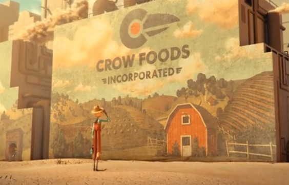 Chipotle Scarecrow Film and Game is Radically Awesome Corporate Stuff